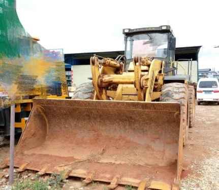 云南出售转让二手6570小时2011年建德KT853装载机