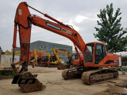 武汉市出售转让二手2009年斗山DH215-7挖掘机