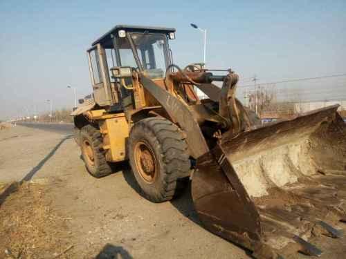 辽宁出售转让二手12384小时2005年朝工LW350装载机