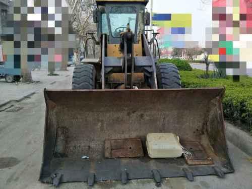 河南出售转让二手3000小时2008年金城机械ZL35F装载机