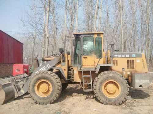 河南出售转让二手7000小时2007年金城机械ZL35F装载机