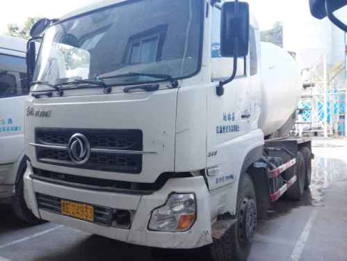 山西出售转让二手2012年东风大力神DFL5251GJBA5搅拌运输车