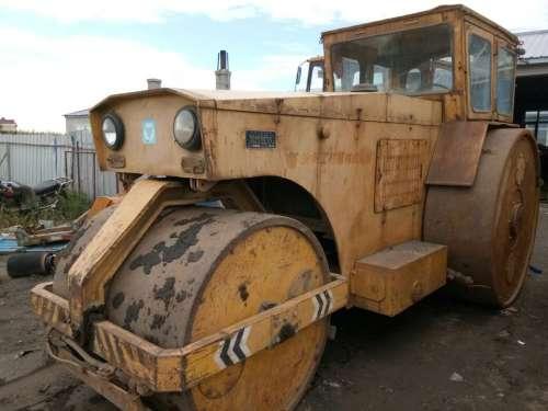 黑龙江出售转让二手8000小时2005年徐工3Y18三轮压路机