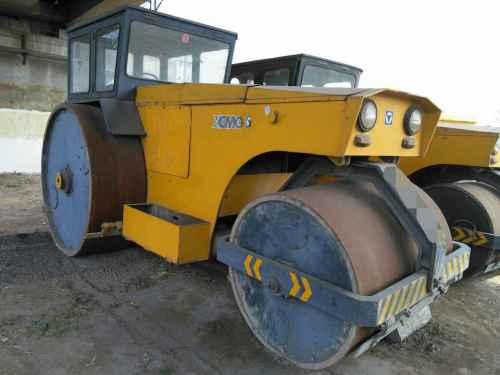 天津出售转让二手10000小时2008年徐工3Y212J三轮压路机