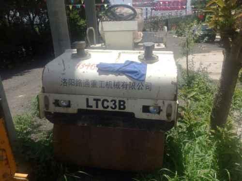 陕西出售转让二手5000小时2011年洛阳路通LTC3双钢轮压路机