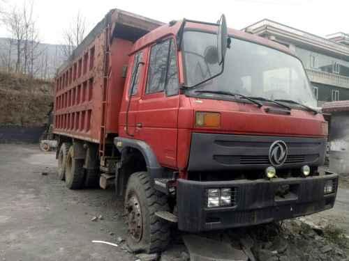 天津出售转让二手2010年东风EQ3195GX7D1自卸车
