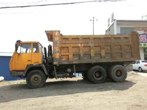 山西出售转让二手2013年陕汽德龙SX3255DR384自卸车
