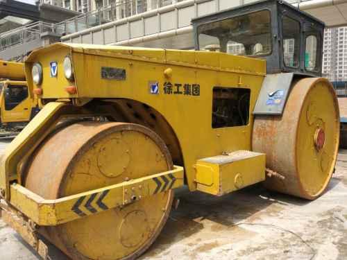 安徽出售转让二手10967小时2009年徐工3Y18三轮压路机