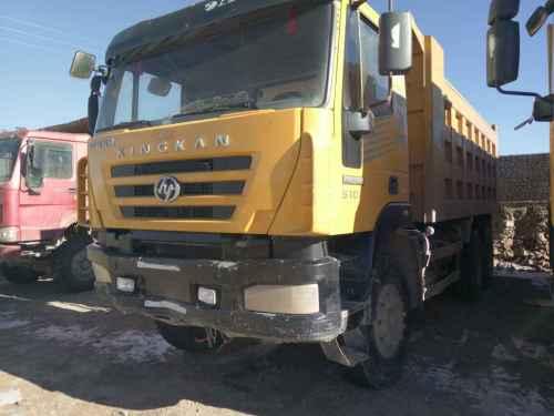 山西出售转让二手2013年红岩CQ3254HMG384A自卸车