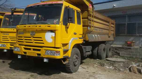 山西出售转让二手2011年红岩CQ3254SMG384自卸车