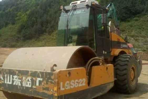 山西出售转让二手3000小时2008年临工LGS820单钢轮压路机