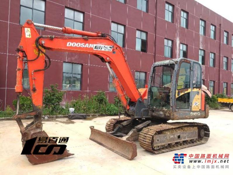 贵阳市出售转让二手2008年斗山DH80挖掘机