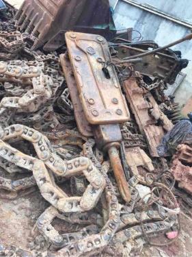 江西出售转让二手1500小时2012年日钢100破碎锤