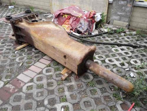 山西出售转让二手2000小时2009年工兵138破碎锤