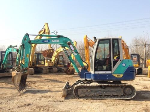 河北出售转让二手1035小时2011年石川岛IHI65NS挖掘机