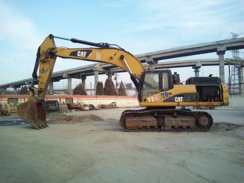 甘肃出售转让二手1868小时2009年卡特彼勒336D挖掘机