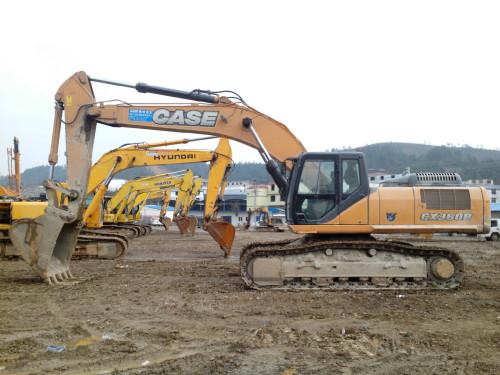 贵州出售转让二手6112小时2012年凯斯CX360B挖掘机