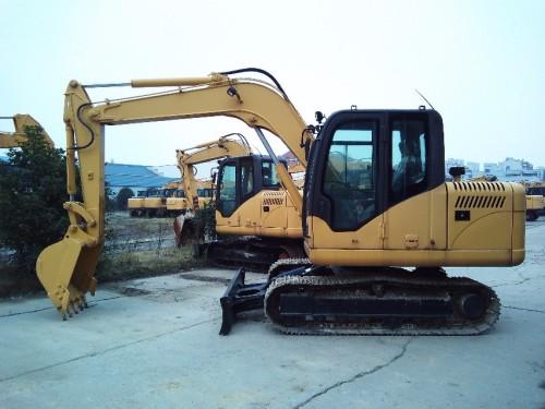 安徽出售转让二手7小时2012年格瑞德GME85挖掘机