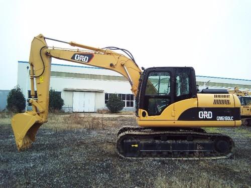 安徽出售转让二手20小时2014年格瑞德GME150LC挖掘机