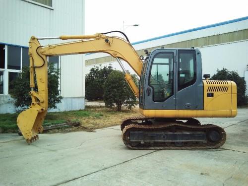安徽出售转让二手2789小时2011年格瑞德GME85挖掘机