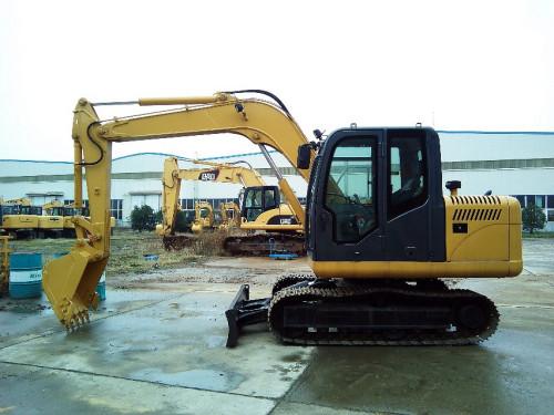 安徽出售转让二手4小时2011年格瑞德GME85挖掘机
