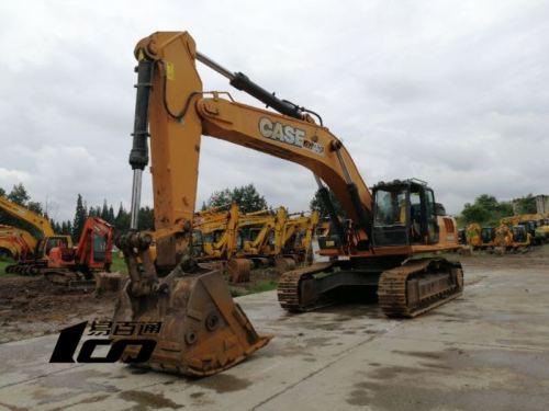 成都市出售转让二手2012年凯斯CX470B挖掘机
