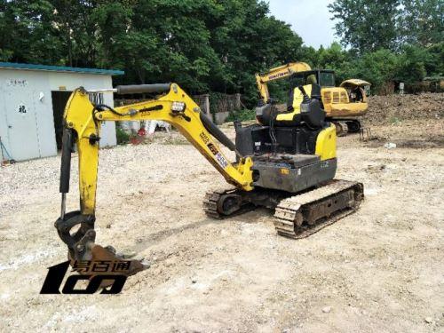 合肥市出售转让二手923小时2018年威克诺森EZ17挖掘机