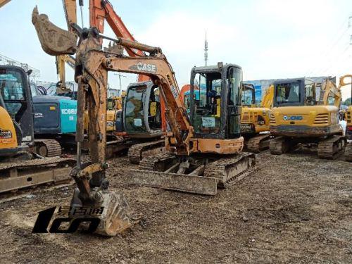 北京出售转让二手2007年凯斯CX55B挖掘机