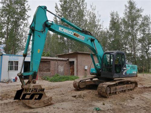 石家庄市出售转让二手2012年神钢SK210LC-8挖掘机