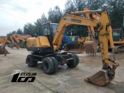晋中市出售转让二手2015年恒特重工HTL70挖掘机