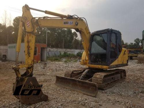 武汉市出售转让二手2013年力士德SC80.8挖掘机