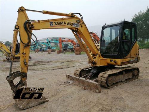 石家庄市出售转让二手2014年厦工XG806挖掘机