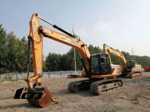 德州市出售转让二手1908小时2012年杰西博JS200SC挖掘机