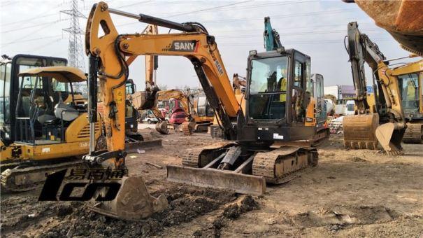 北京出售转让二手5938小时2015年三一SY55C挖掘机