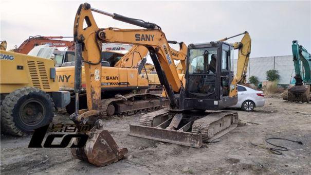北京出售转让二手2011年三一SY55C挖掘机