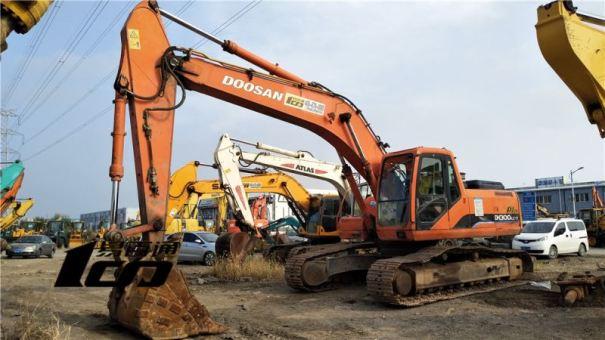 北京出售转让二手2009年斗山DH258LC-7挖掘机