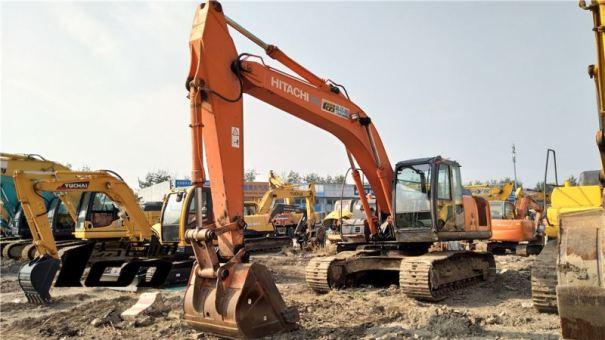 北京出售转让二手2008年日立ZX240-3挖掘机