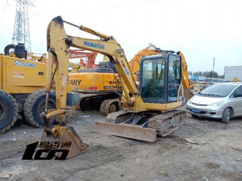 北京出售转让二手2008年小松PC56-7挖掘机