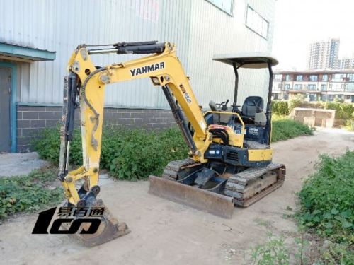 廊坊市出售转让二手2012年洋马VIO30-6挖掘机