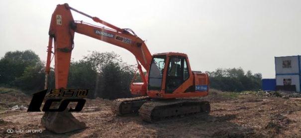 郑州市出售转让二手2012年斗山DH150LC-7挖掘机