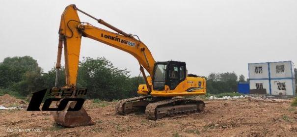 郑州市出售转让二手2011年龙工LG6225H挖掘机