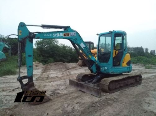 郑州市出售转让二手2009年久保田KX155-3SZ挖掘机