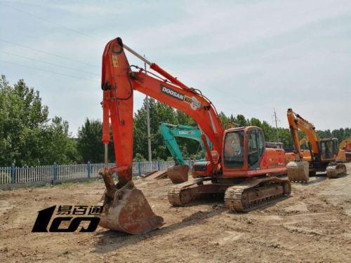 德州市出售转让二手2013年斗山DX260LC挖掘机