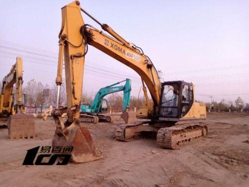 廊坊市出售转让二手2008年厦工XG822LC挖掘机