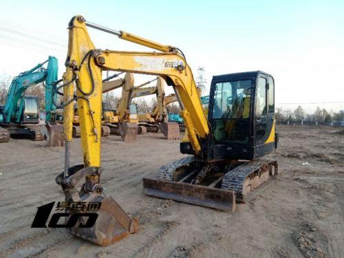 廊坊市出售转让二手2013年现代R55-7挖掘机