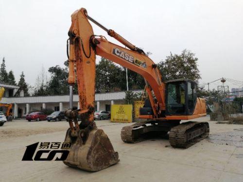 成都市出售转让二手2007年凯斯CX210B挖掘机