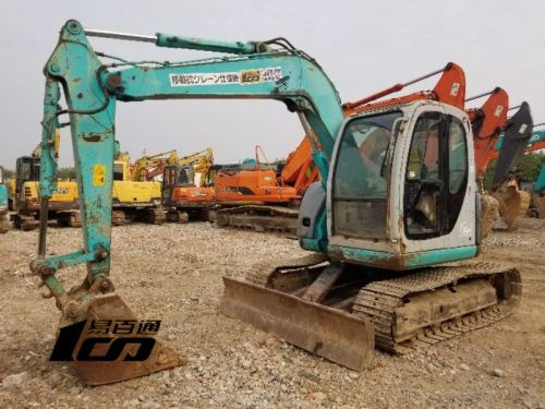 武汉市出售转让二手2008年神钢SK60SR挖掘机