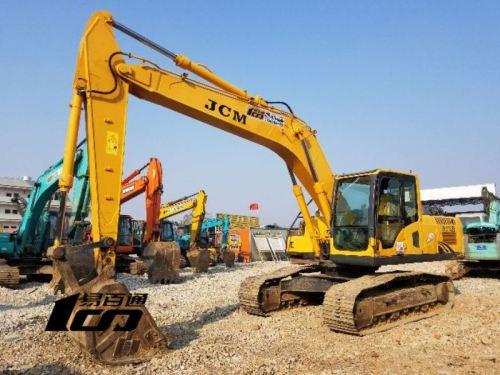 武汉市出售转让二手2014年山重建机921D挖掘机