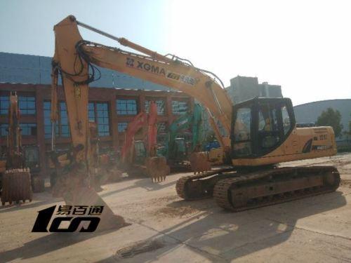湘潭市出售转让二手3414小时2016年厦工XG822FJ挖掘机