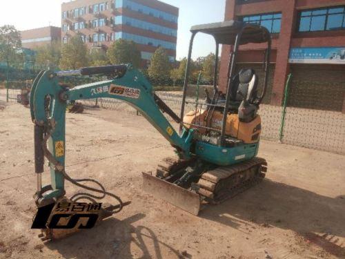 湘潭市出售转让二手484小时2018年久保田U-15-3S挖掘机
